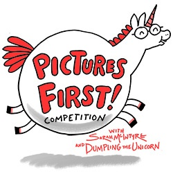 Time to draw unicorns - launching the Pictures First! competition
