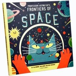 Book jacket Professor Astro Cat's Frontiers of Space