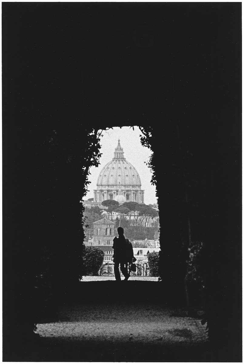 Elliott Erwitts Rome