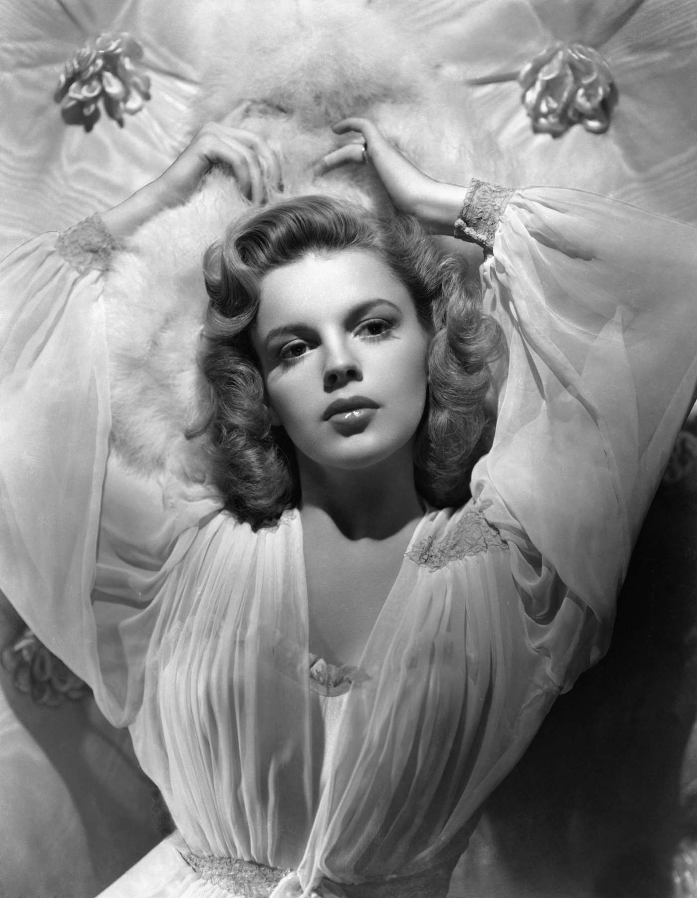 Motion Picture Television Archive Judy Garland Circa Mid 1940 Artwork 36474 Jackson Fine Art