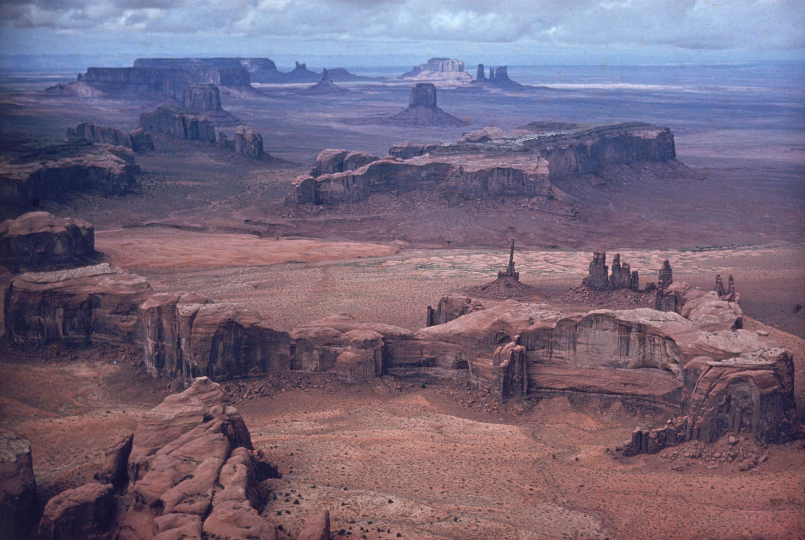 Ernst Haas Monument Valley Utah 1962 Artwork 30673 Jackson Fine Art