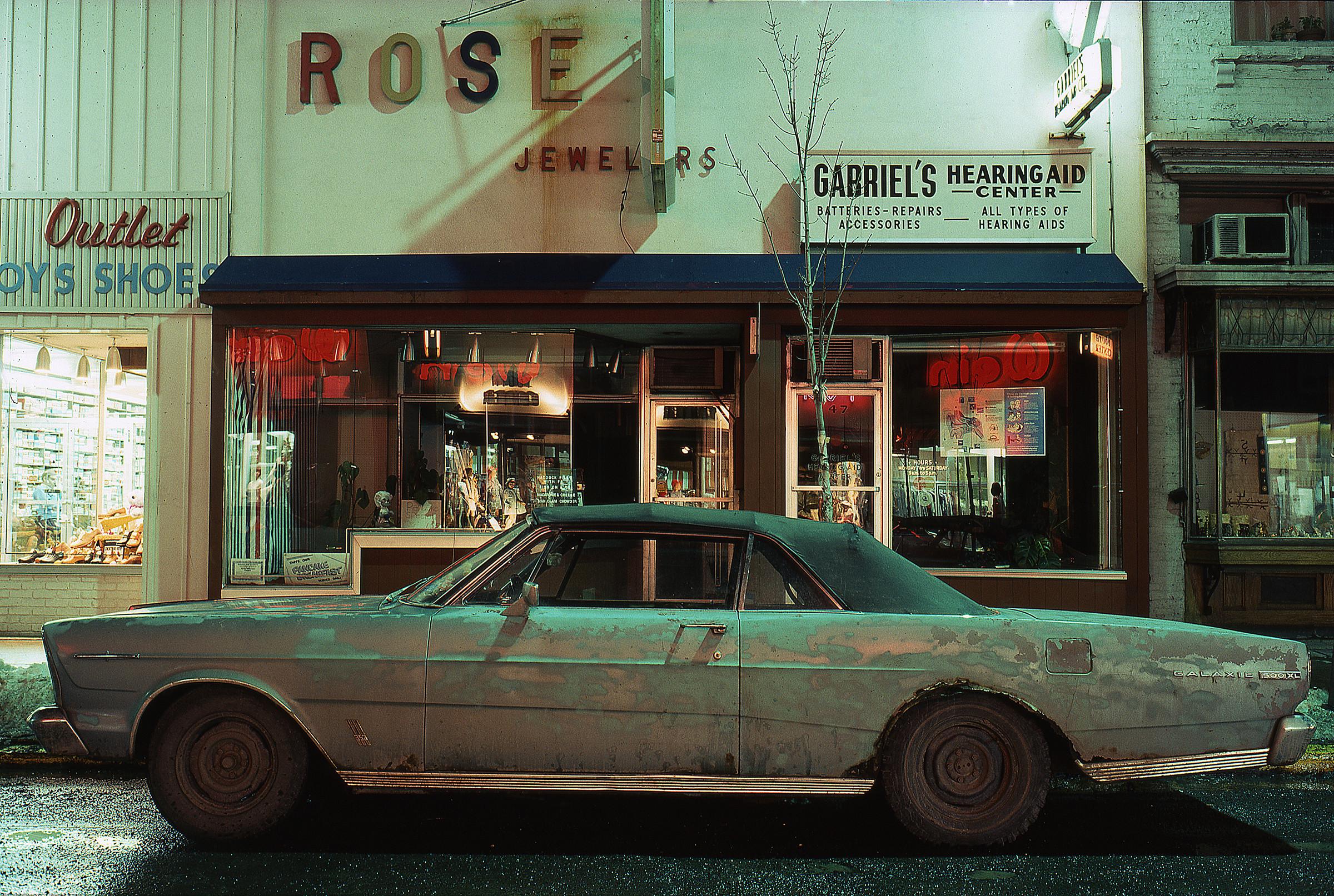Langdon Clay: Cars, Rose Jeweler\'s Car, Ford Galaxie 500 XL (1966 ...