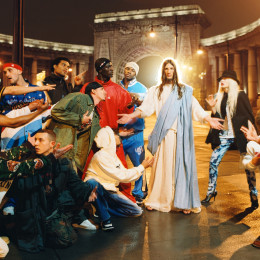 DAVID LACHAPELLE: Jesus is my Homeboy
