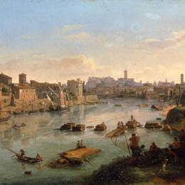 GASPAR VAN WITTEL Italian Views from the Early 1700s