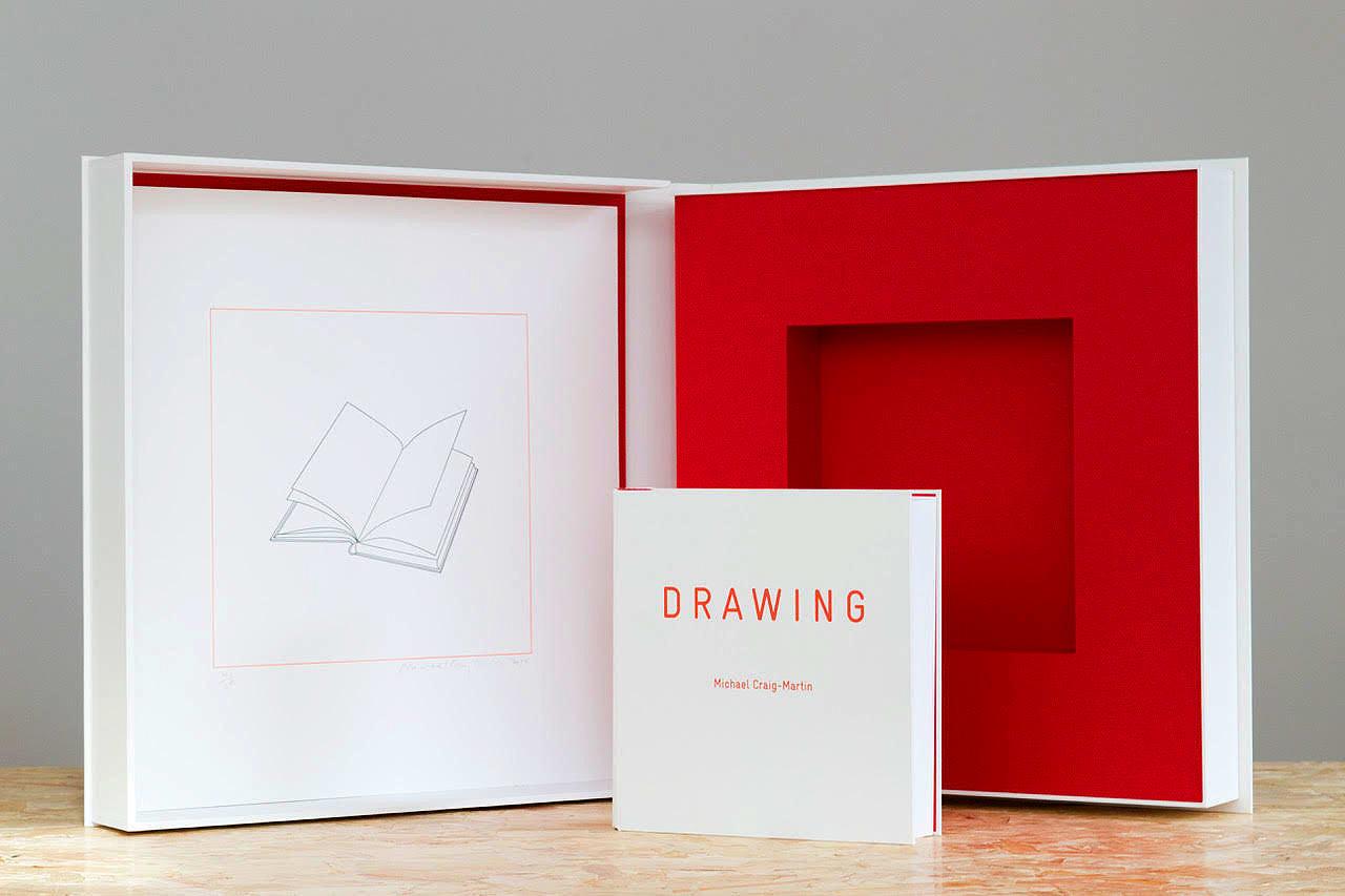 Michael Craig-Martin, Drawings