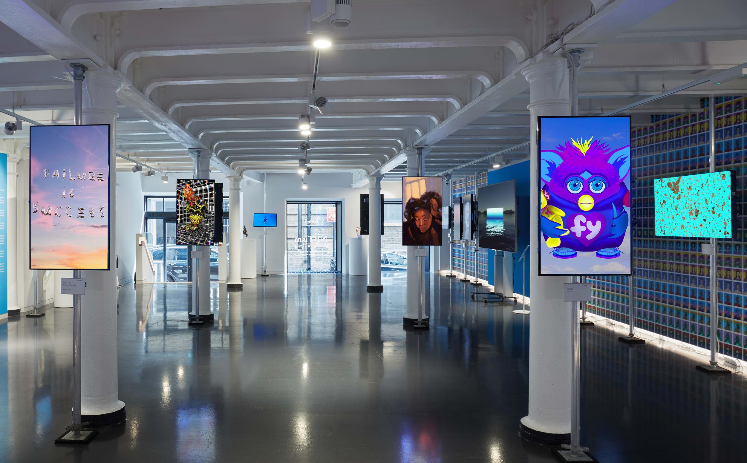 Group Exhibition, Covent Garden