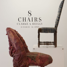 8 Chairs by Clarke & Reilly