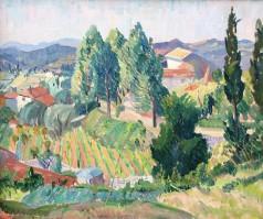 French Landscape, c 1937