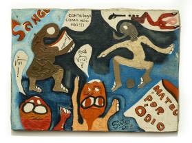 imagens de uma juventude pop – pinturas políticas e desenhos da cadeia