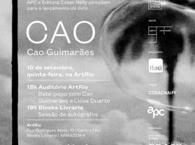release book cao guimarães