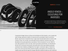 angelo venosa – esculturas por inversões