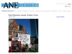 paul ramirez jonas: public trust
