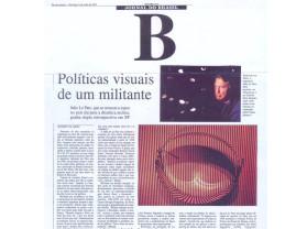 políticas visuais de um militante