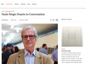 paulo sergio duarte in conversation