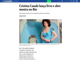 livro revê 30 anos da delicada arte da pintora critsina canale