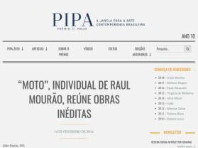 'moto', individual de raul mourão, reúne obras inéditas