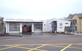 Carrow Fire and Rescue Station