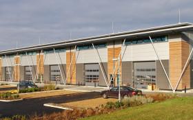 Hethel Engineering Centre Extension