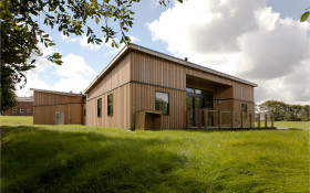 The Long House, North Devon Hospice