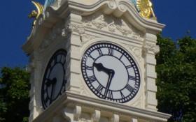 Oakwood Clock Tower