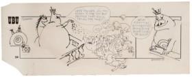 Comic strip 34 (of 90), 1970