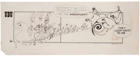Comic strip 24 (of 90), 1970