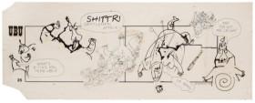 Comic strip 25 (of 90), 1970