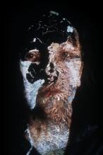 The Final Project [Sandwiched Portrait 2], 1991 - 1992