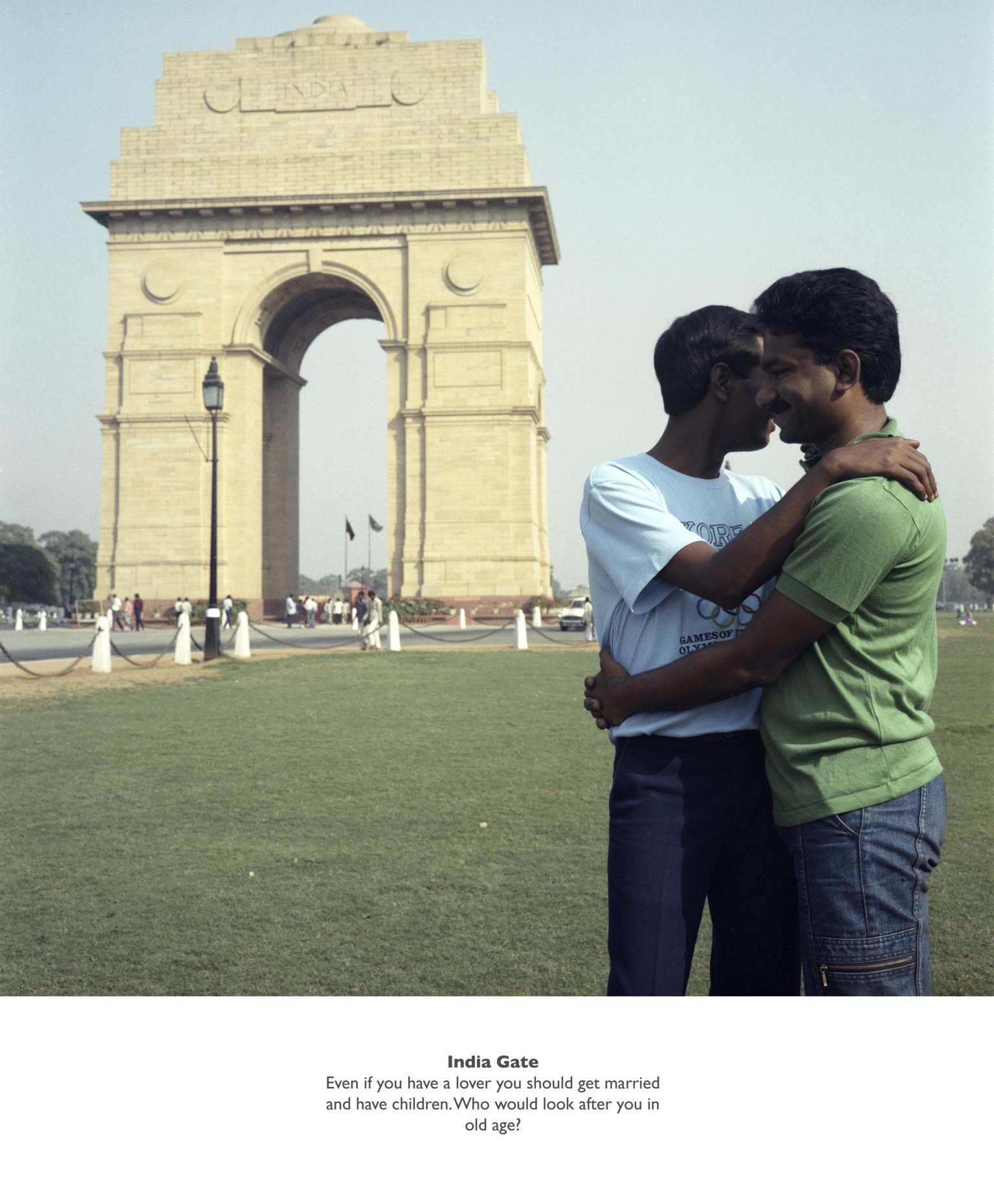India Gate, 1987
