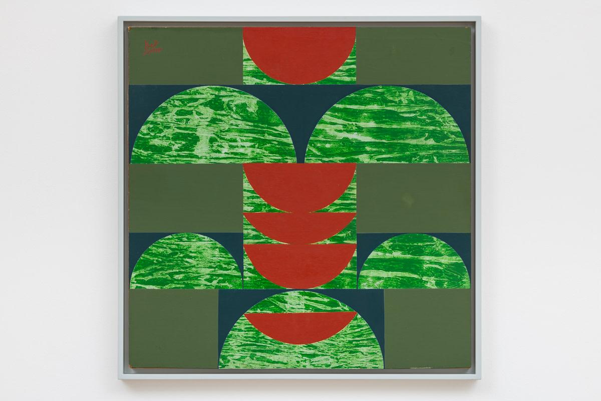 Square Composition 14, 1963