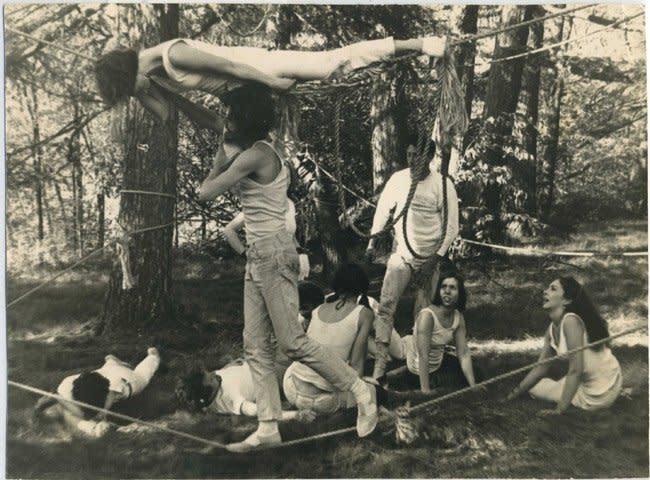 Water Light/Water Needle (Lake Mahwah), 1966
