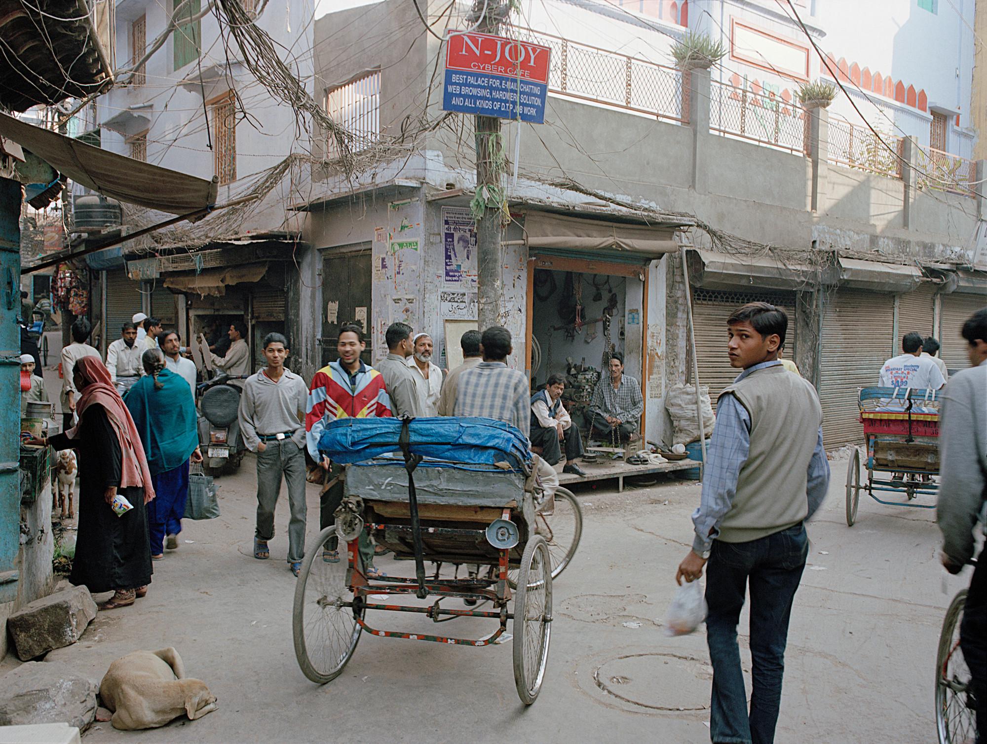 Shahjahanabad - 3, 2004