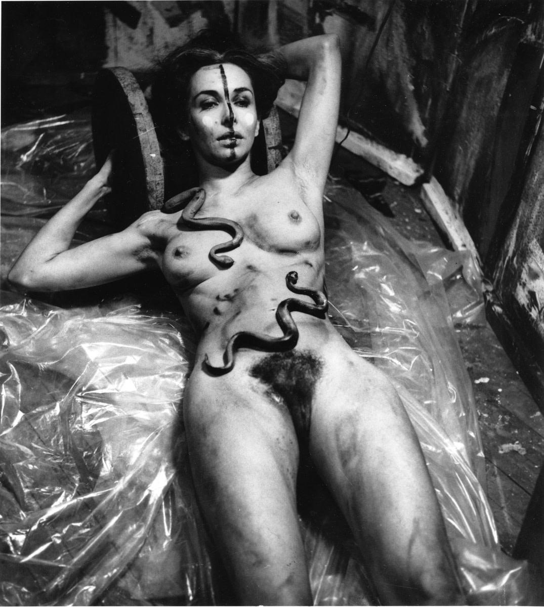 Eye Body - 36 Transformative Actions, 1963