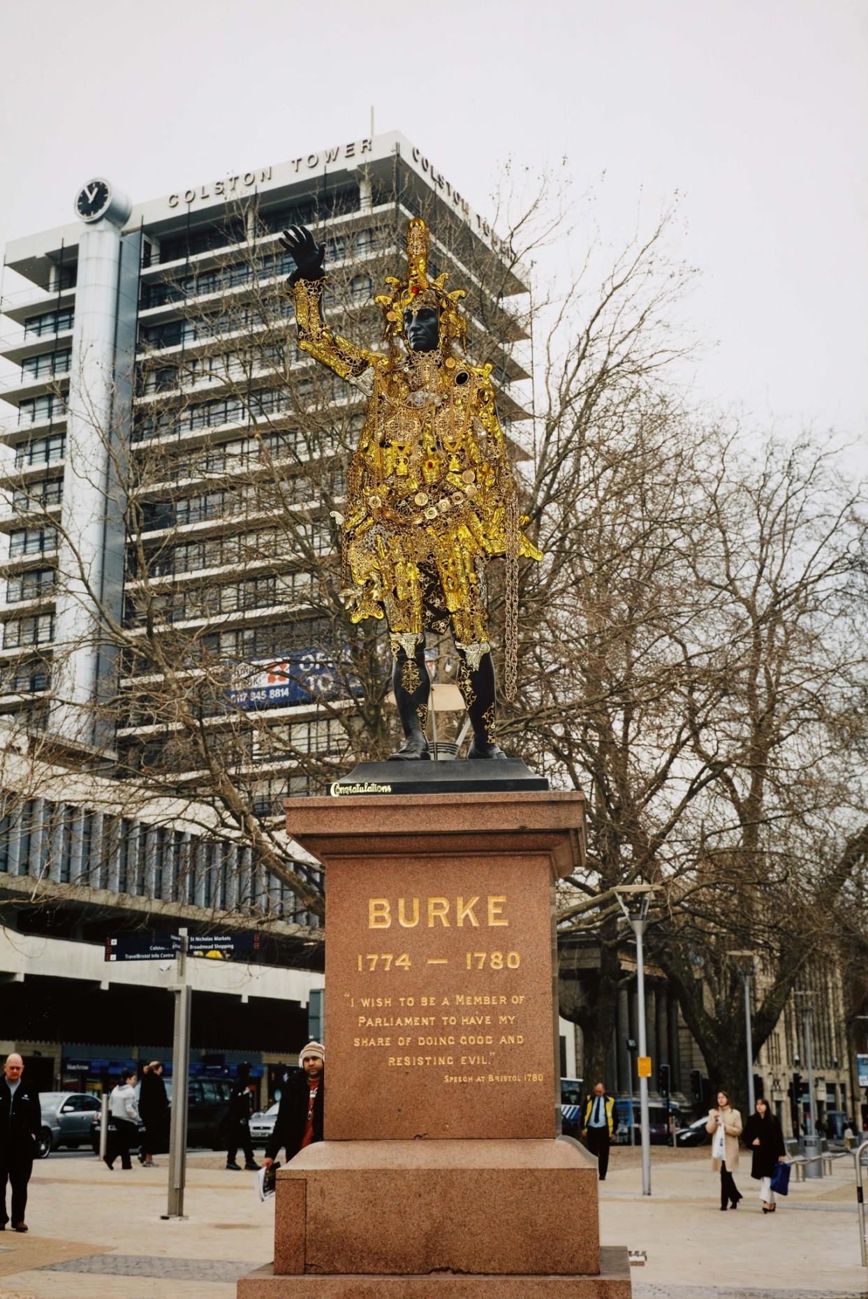 Burke (RESTORATION series), 2006