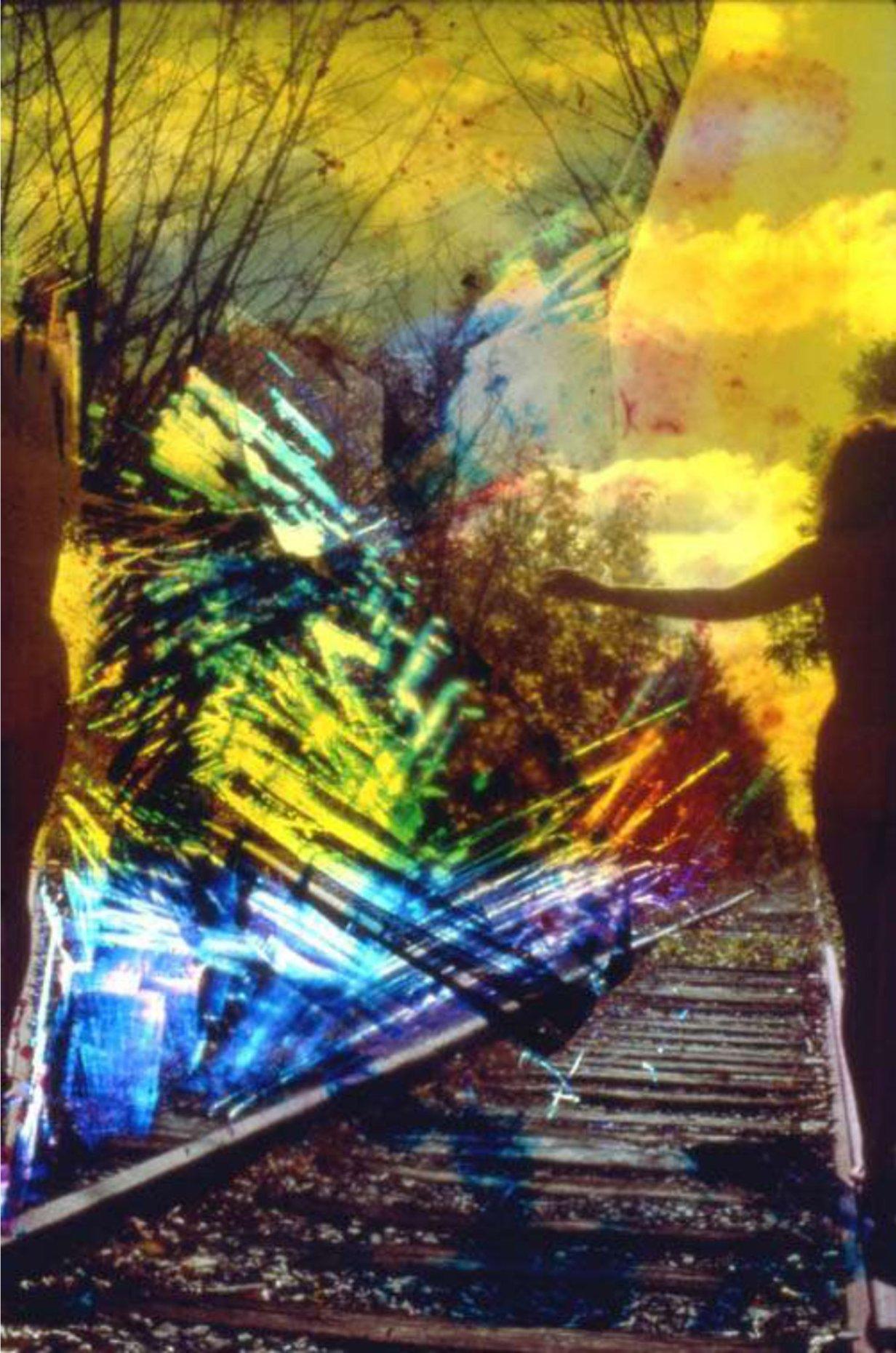 Nude on Tracks (D), 1975/2005