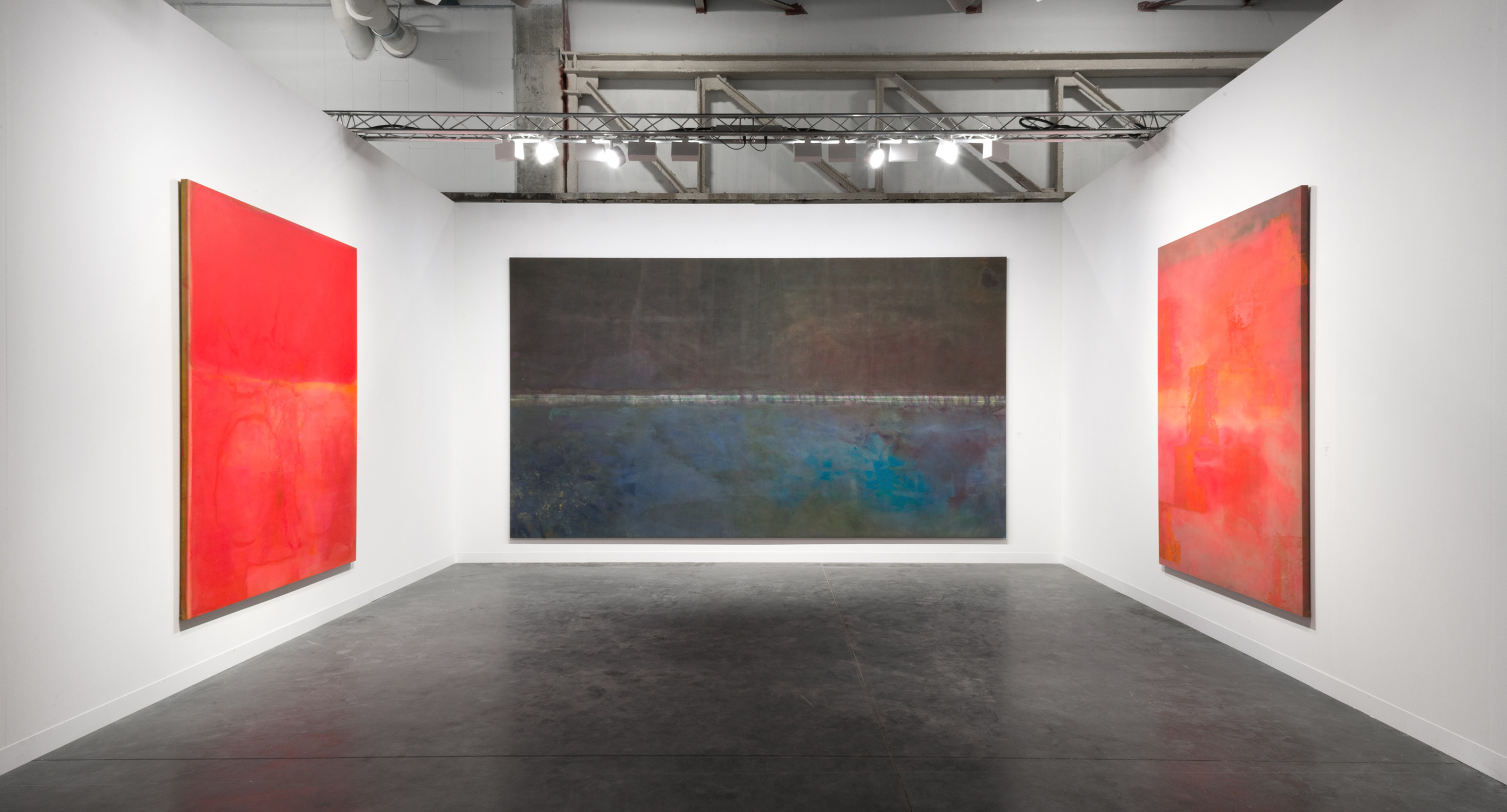 Installation view, Hales Gallery at Art Basel Miami Beach | Booth S5, 7 - 10 December 2017