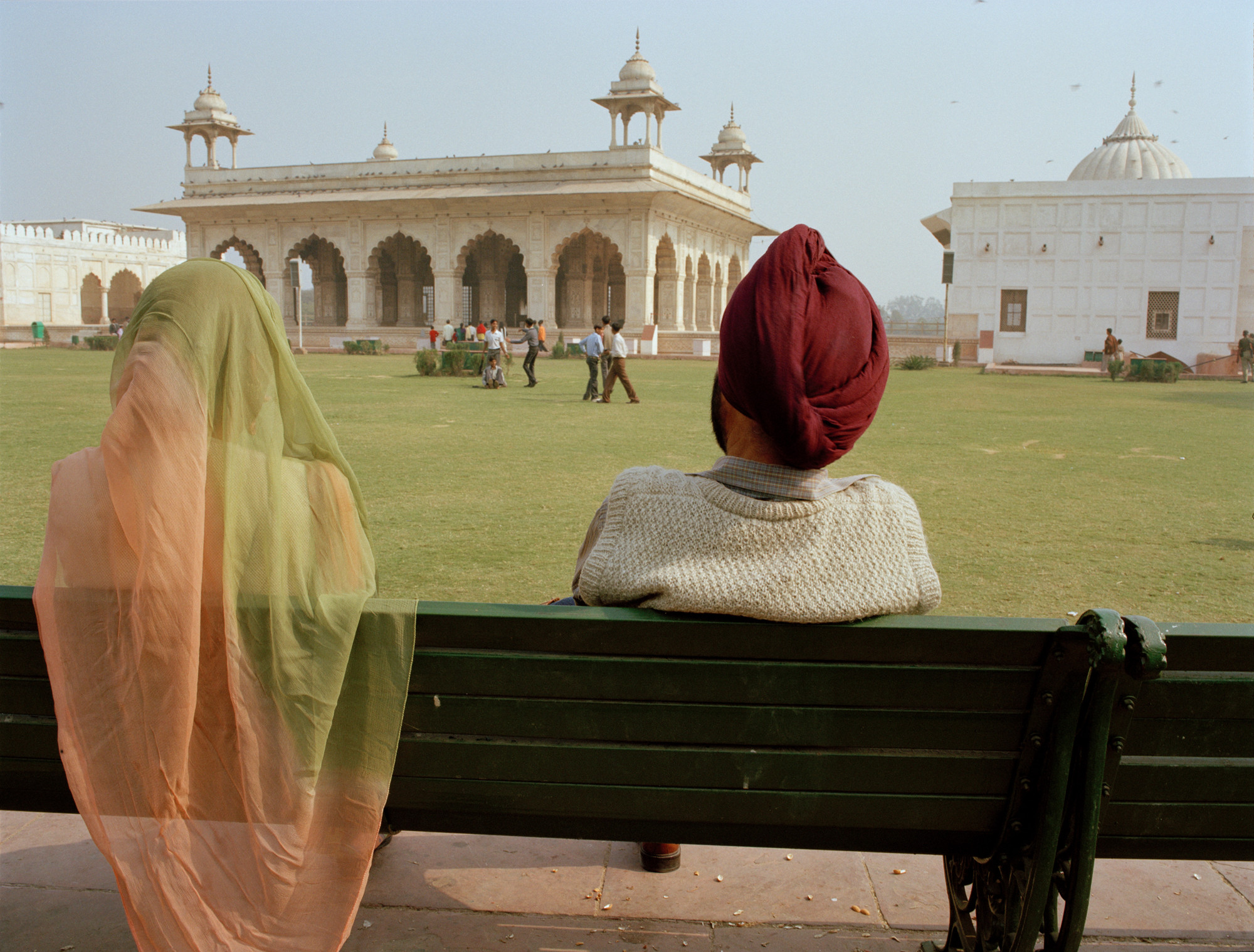 Red Fort, 2004