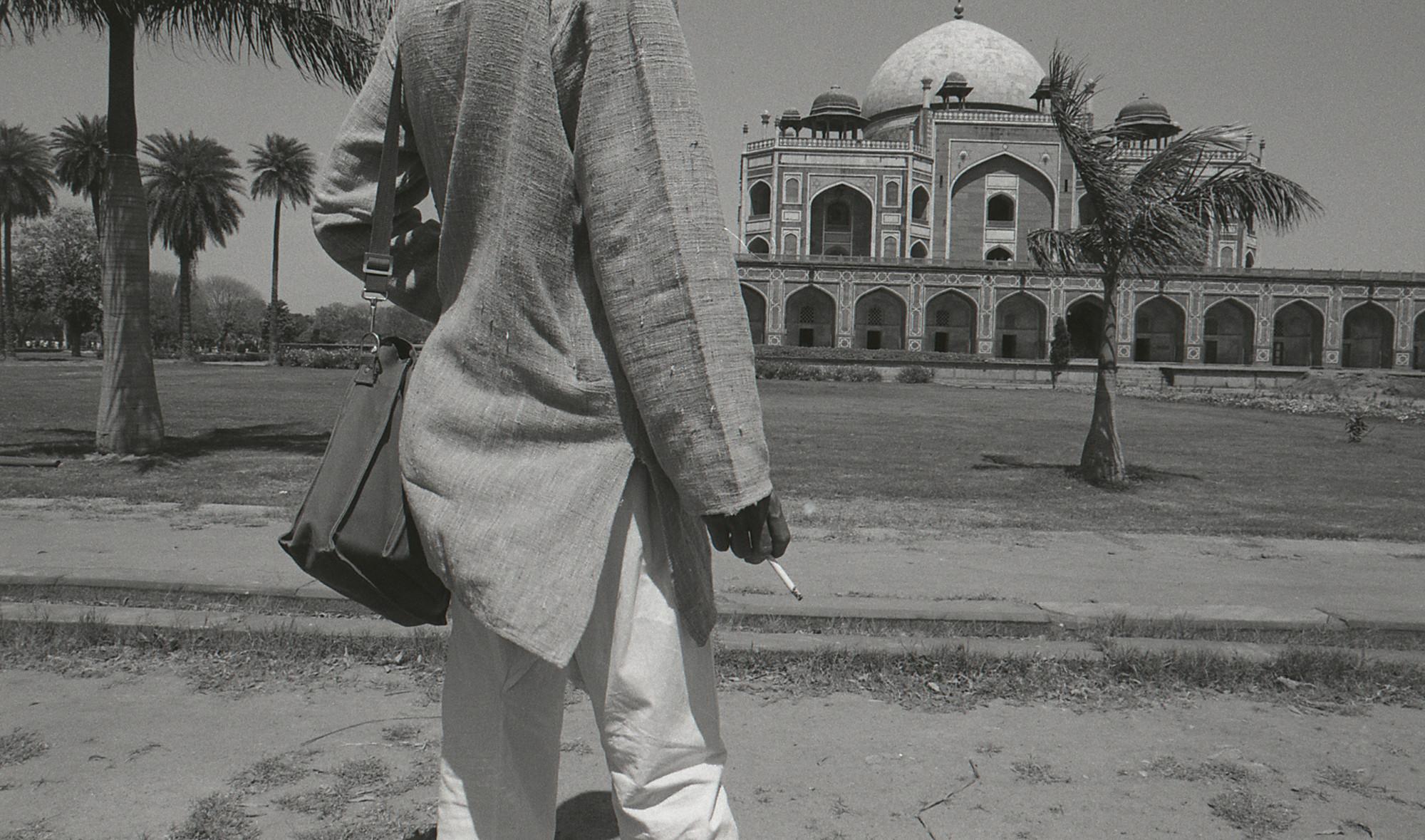 Untitled, Humayun's Tomb, 1982