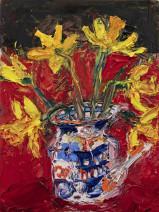 Shani Rhys James, Daffodils, 2021