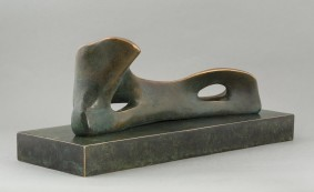 Henry Moore, Reclining Figure (Bone), 1974