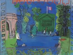 Raoul Dufy, Nogent-sur-Marne, 1934