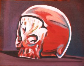 Darren Coffield, Red Skull, 2010