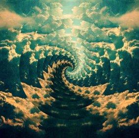 Leif Podhajsky, Fibonacci Vortex, 2013