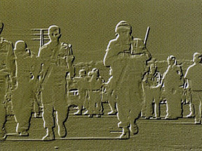 Low Relief II, 2004