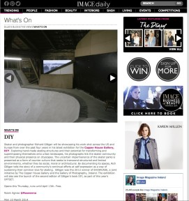 IMAGE Magazine Review DIY by Richard Gilligan