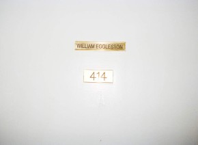 Juergen Teller and Harmony Korine: William Eggleston 414