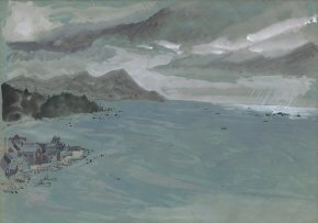 Sado Island, 1959