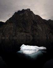 Glacier Ice, Prins Christian Sund