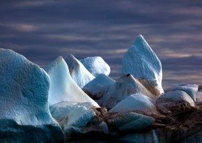 Iceberg Cemetery