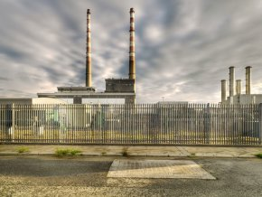Poolbeg Power Station 1